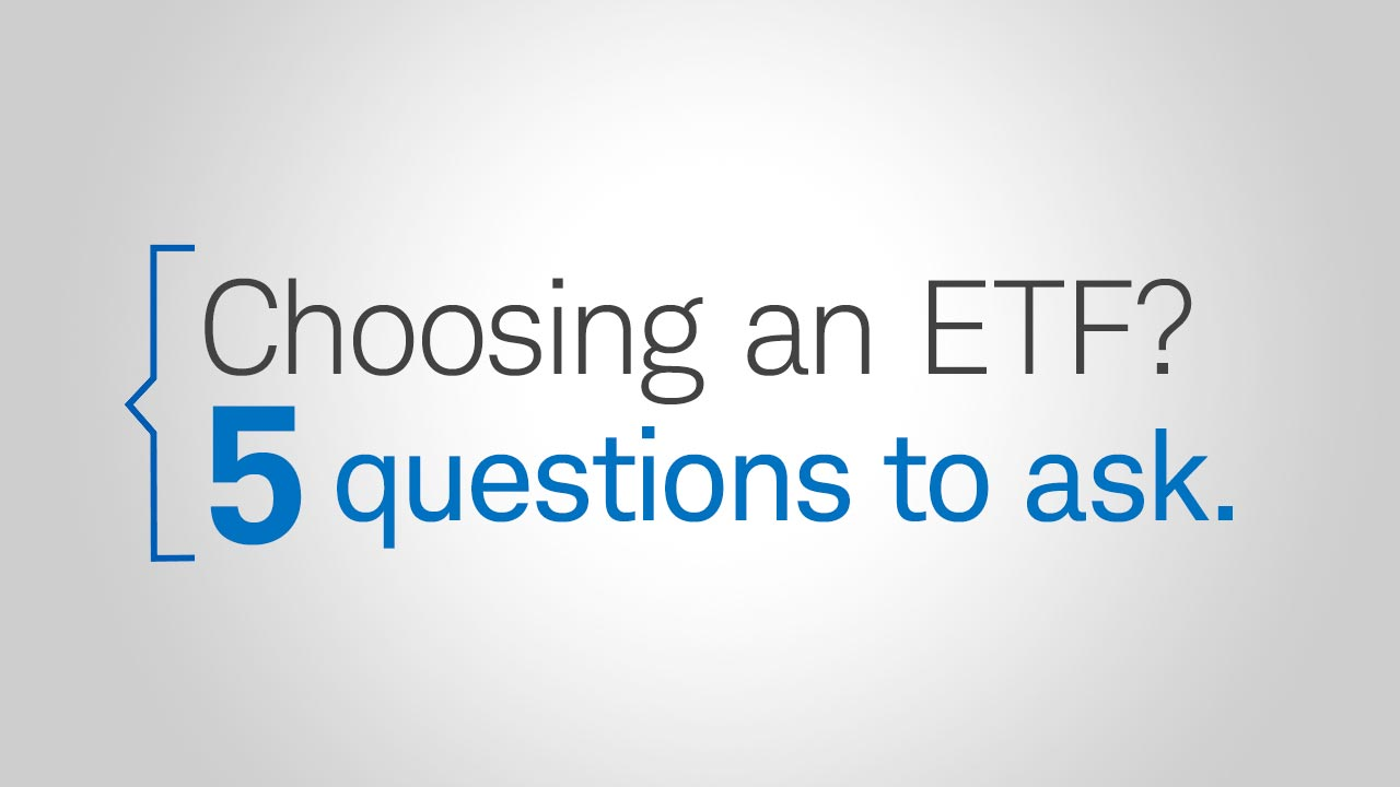 Start Investing With Etfs Today