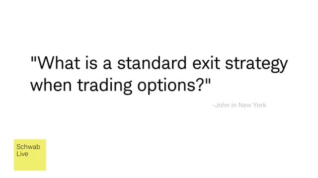 Option trading account requirements