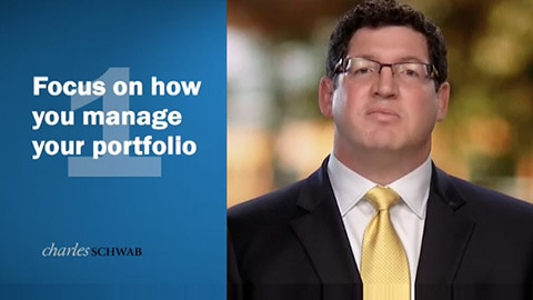 Video of a Schwab expert discussing whether yields are enough to live on.