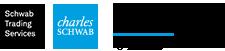 schwab trading services logo