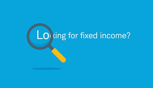 Looking for fixed income?