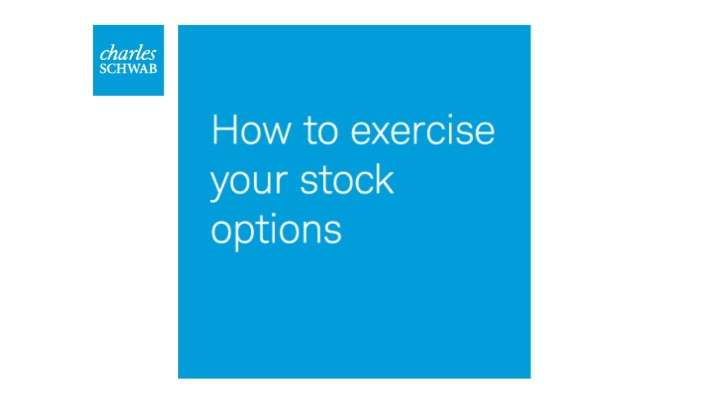 Employee stock options exercise